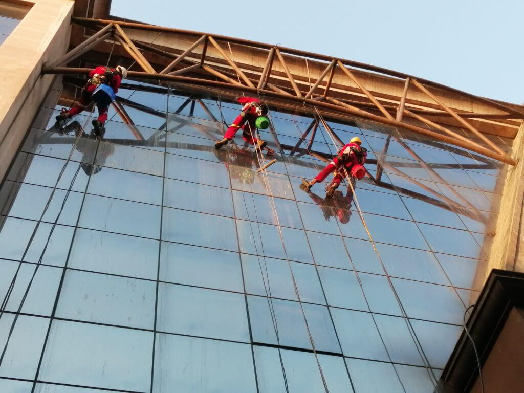 Facility Services Rope Access