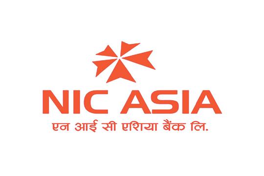 NIC Asia bank Nepal Limited.